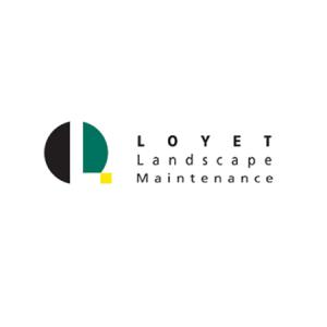 Loyet Landscape Logo
